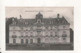Saint Gervais La Foret Le Chateau - Frankreich