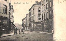 Charleroi - Rue Neuve (animée, Wilhelm Hoffmann) - Charleroi