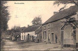 Marchovelette (animée, Edit. Groyne, Calvaire 1914) - Namur