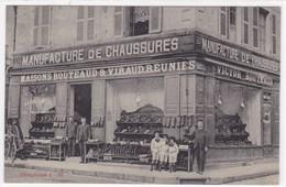 Indre - Manufacture De Chaussures - Maisons Bouteaud & Viraud Réunis - France