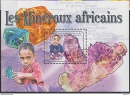 Centrafrique  2011 Minerals Minéraux - Minéraux