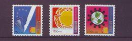 Netherlands Antilles - 2001, Social & Cultural Welfare 3v Mint ** - Antillen