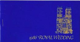 St. Vincent 1986 Royal Wedding Mint Booklet - St.Vincent (1979-...)