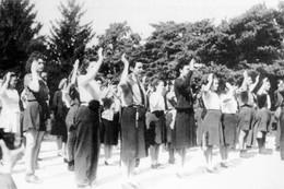 WW2 -Prestation De Serment Au Maréchal Au Camp De La Chapelle-en-Serval En Août 1941 - 1939-45