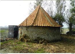 STALHILLE - Jabbeke (W.Vl.) - Molen/moulin - Fraaie Opname Van De Stenen Rosmolen Van Het Paddegat - Jabbeke