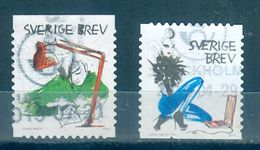 Sweden, Yvert No 2878/2879 - Zweden