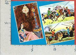 CARTOLINA NV IRAN - Iranian Miniatures - 10 X 15 - Iran
