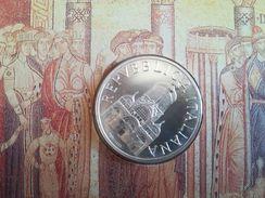 NUMISMATICA - ANNO MARCIANO IN VENEZIA - SAN MARCO  ANNO 1994 - L. 1000 ARGENTO - CONFEZIONE ZECCA - Tiratura 41.000 - Commemorative