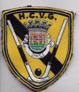 Vasco Da Gama De Sines Hockey Club Sport Cloth Patch Badge 8,5cm - Hockey - Minors