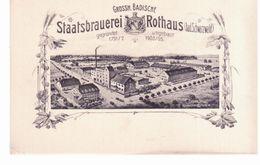 *& Staatsbrauerei Rothaus - Bad. Schwarzwald - Autres