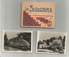 Photographie  , LE SIDOBRE, Tarn  , Ed : APA , 3 Scans , Pochette De 10 PHOTOS - Lieux