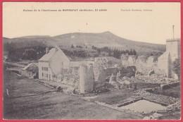CPM - 07 - ARDECHE - LE BEAGE - RUINES DE LA CHARTREUSE DE BONNEFOY - Autres Communes