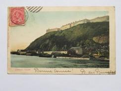 C.P.A. : CANADA : QUEBEC Citadel , Stamp 1905 - Québec - La Citadelle