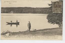 LE VELAY ILLUSTRÉ - Le Lac Du Bouchet - Le Lac Et Le Chalet Hôtel - Francia