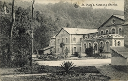 Cp Kurseong Indien, St. Mary's Catholic Church - India