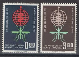 Formose - YT 401-402 ** - 1962 - Unused Stamps