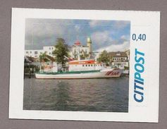 (DH9) Privatpost - Citipost - Rettungsschiff SAR Arkona - Bateaux