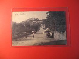 CARTOLINA  SACRO MONTE ANIMATA      FORMATO PICCOLO     D  1920 - Varese
