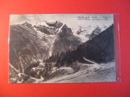 CARTOLINA STARDA DELLO STELVIO     FORMATO PICCOLO     D  1938 - Sondrio