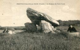 DOLMEN(BRETIGNOLLES SUR MER) - Dolmen & Menhirs
