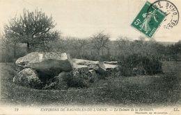 DOLMEN(BERTINIERE) - Dolmen & Menhirs