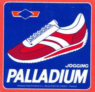 AUTOCOLLANT Jogging PALLADIUM - Autocollants