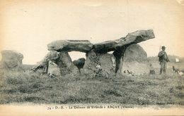 DOLMEN(ARCAY) - Dolmen & Menhirs