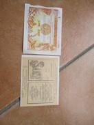 Biglietto Ingresso Ministero Beni Culturali Lire 8000 Al Verso Pubblicità - Tickets - Entradas