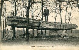 DOLMEN(CIVRAY) - Dolmen & Menhirs