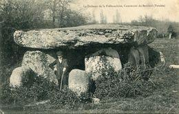 DOLMEN(BERNARD) - Dolmen & Menhirs