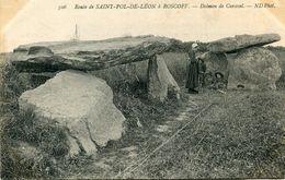 DOLMEN(CARAVEL) - Dolmen & Menhirs
