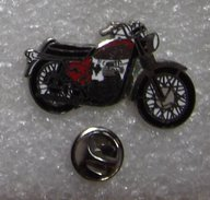 MOTO BSA PIN'S DOUBLE ATTACHES CCCC  034 - Motorbikes