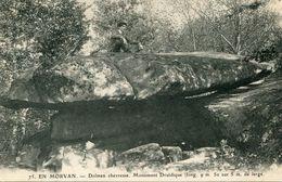 DOLMEN(CHEVRESSE) - Dolmen & Menhirs