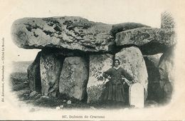 DOLMEN(CRUCUNO) - Dolmen & Menhirs