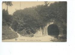 Linkebeek Pont Conduisant Au  Moulin Rose ( Gelopen Kaart  ) - Linkebeek