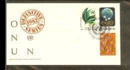 1982 - VN/UNO New York FDC Mi. 391-393 (1) - Definitive Series [R12536] - VN