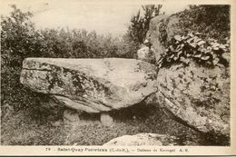 DOLMEN(SAINT QUAY PORTRIEUX) - Dolmen & Menhirs