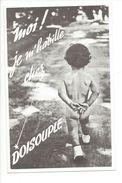 18174 - Moi Je M'habille Chez Doisouple Les Chaussures D'enfants - Publicité