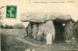 DOLMEN(CARNAC) - Dolmen & Menhirs