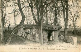 DOLMEN(BAGNEUX) - Dolmen & Menhirs