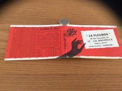 """Calendrier 1970 (+ Dépliant Intérieur) """"INTERFLORA LA FLEURON LA ROCHELLE (17)/fêtes, Langages Fleurs, Anniversaires..."""" - Calendriers"""