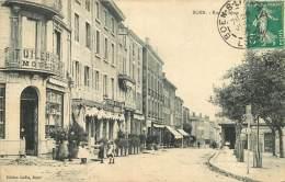 42 -  BOËN - RUE DE LYON - Otros Municipios