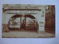 D 17 - La Rochelle - Librairie Militaire - Photographie G. Gillet Papeterie - Familia Palace - Le Singe Qui Parle - La Rochelle