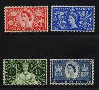 GB 1953, Complete Set, Mlh. Cv 16 Euro - Nuovi
