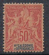 NOUVELLE-CALEDONIE N°51 N**  Fournier - Nuova Caledonia