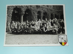 CRS / C.R.S. Klein Kasteeltje / Rekruten - Anno 19?? ( Zie Foto's ) ! - Guerre, Militaire