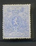 1866-67   2c  Petit Lion 24 **, Cote2019= 1120 €, - 1866-1867 Petit Lion
