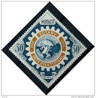"Monaco YT 440 "" Rotary International "" 1955 Neuf* - Unused Stamps"