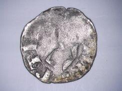 FRANCHE-COMTÉ - ARCHEVÊCHÉ DE BESANÇON - ANONYMES DENIER Anonyme Ou Estévenant (fin XIIe Siècle - Début Du XIIIe Siècle) - 476-1789 Monnaies Seigneuriales