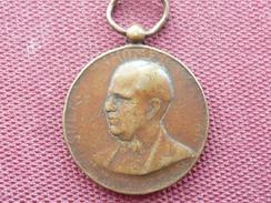 TURQUIE Médaille De AGAKHAN Rare - Royaux / De Noblesse